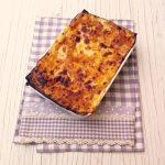 Lasagne al forno con zucca e taleggio