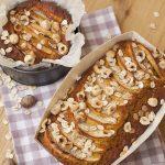 Torta di mele, nocciole e avena – An apple, hazelnut and oat cake