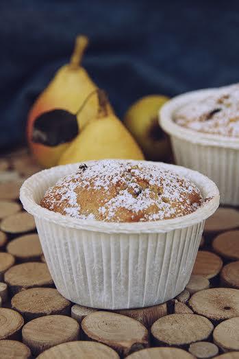 muffin pera 1