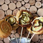 Girandole pesto e zucchine… sullo stecco