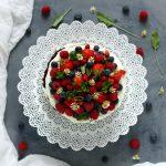 """Torta del buonumore da Mantova al Brennero – contest """"Cucinando con l'Erba amara"""""""